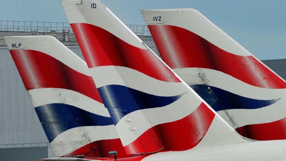 Foto: Aviones de IAG. (Reuters)