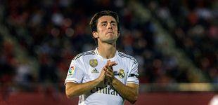 Post de El empujón a Odriozola y por qué tiene buenos padrinos en el Real Madrid