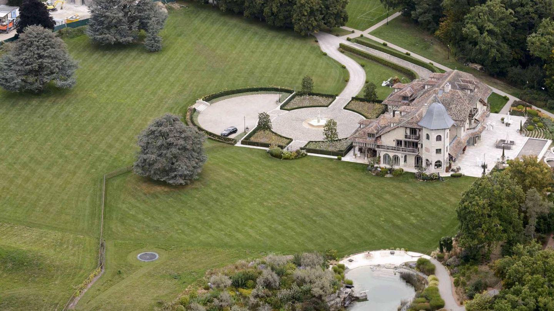 Casa de Schumacher en Gland (Suiza)
