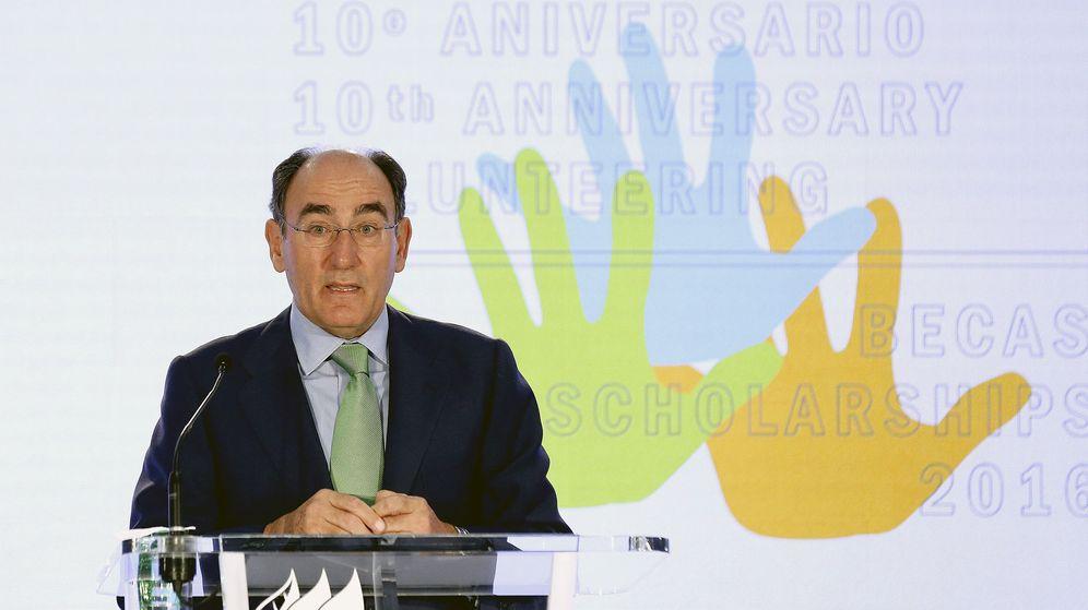 Noticias de Iberdrola: El presidente de Iberdrola viaja de urgencia ...