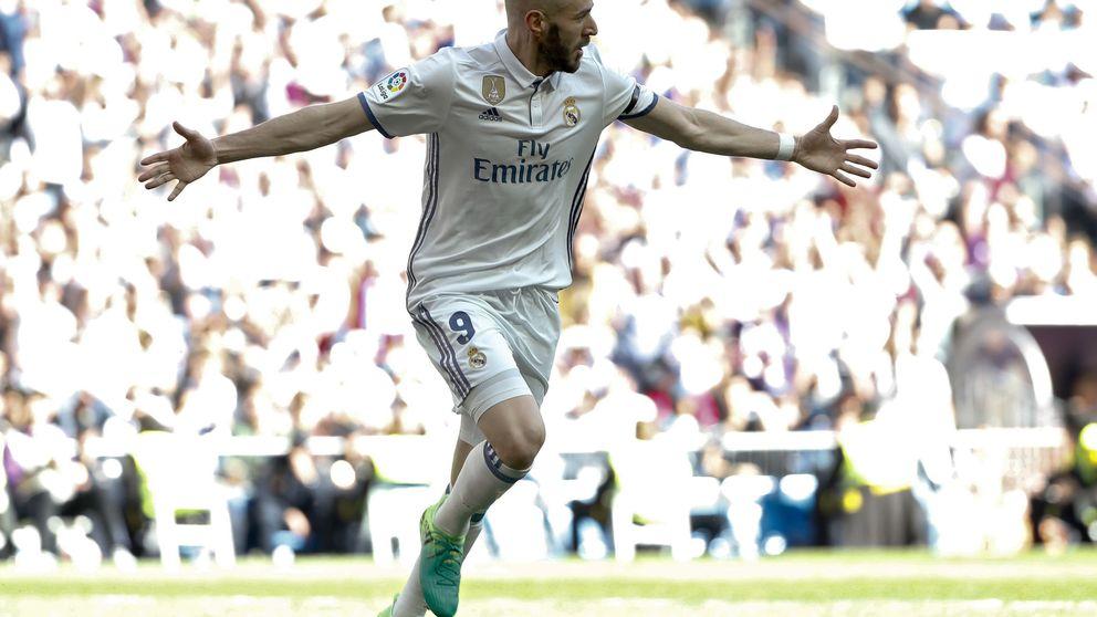 Cinco kilos que explican el porqué de los humildes números de Karim Benzema