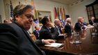 Cesan a Steve Bannon, ideólogo de la 'alt-right', de su cargo en el Consejo de Seguridad Nacional