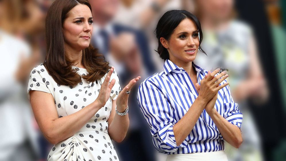 Foto: Kate y Meghan. (Getty)