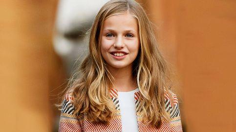 La princesa Leonor estudiará el Bachillerato en un internado de Gales