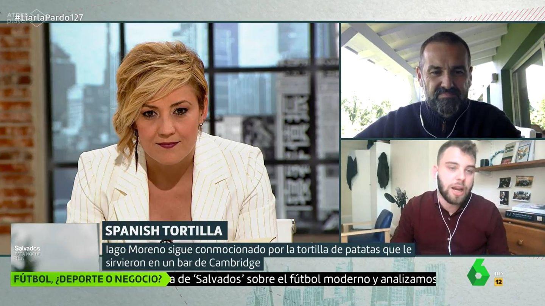 Cristina Pardo, en 'Liarla pardo'. (Atresmedia)