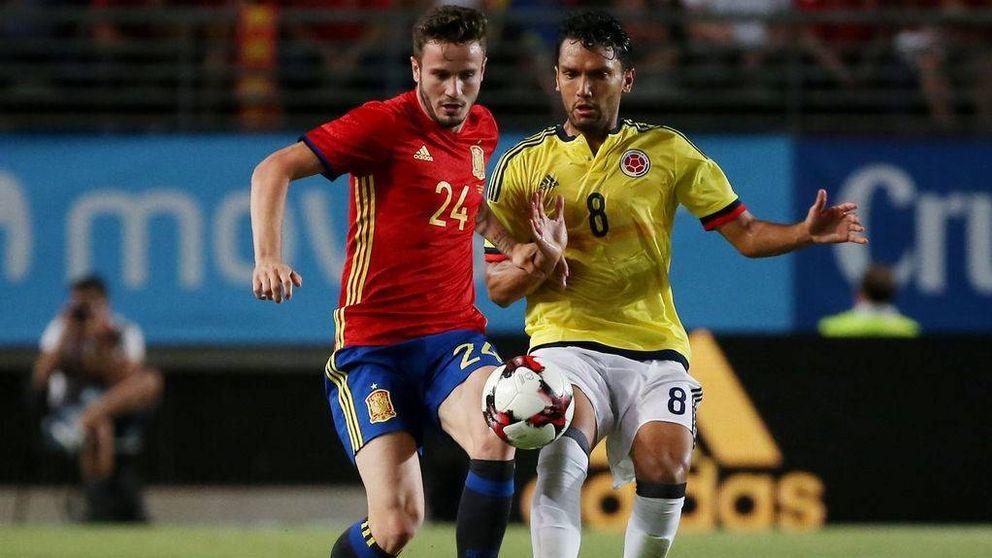 El empate España-Colombia reúne a 4,9 millones  con un fantástico 27,4%