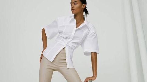 Zara tiene los leggings perfectos para lucir con jerséis oversize y ganar estilo