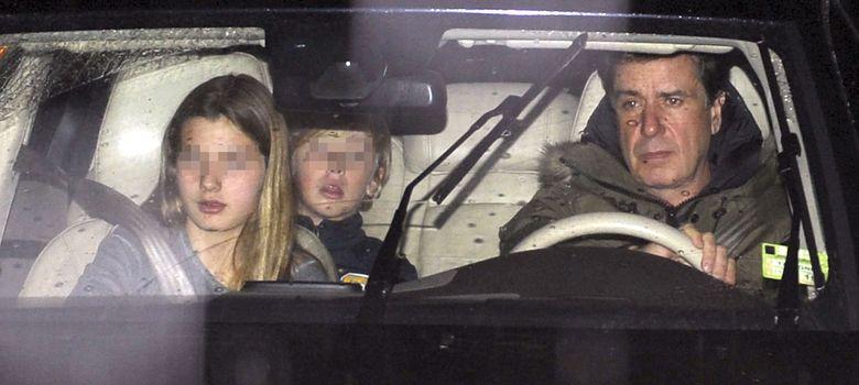 Foto: La duquesa de Alba reúne a sus hijos en Nochebuena