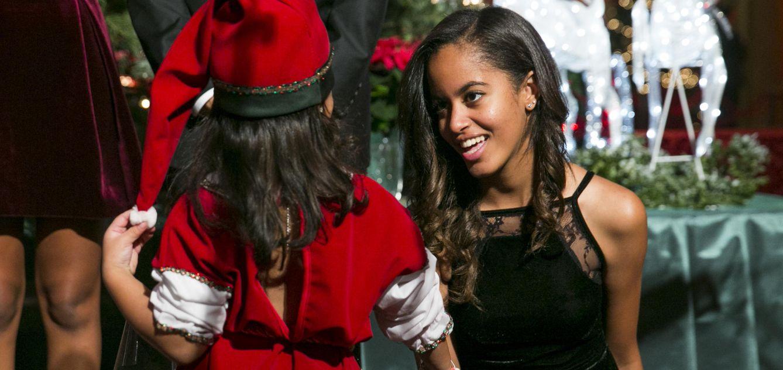 Malia Obama cumple 17 años convertida en una 'influencer'