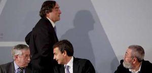 Zapatero se reúne mañana con Toxo, Méndez y Rosell para avanzar en la negociación colectiva