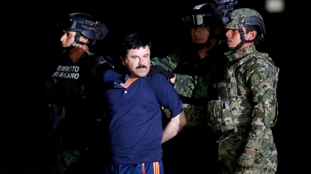 Foto: La última imagen que se tiene de 'El Chapo' Guzmán en enero de 2016. (Reuters)