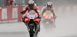 Post de Dovizioso y Márquez recuperan la épica de los mejores tiempos del Mundial