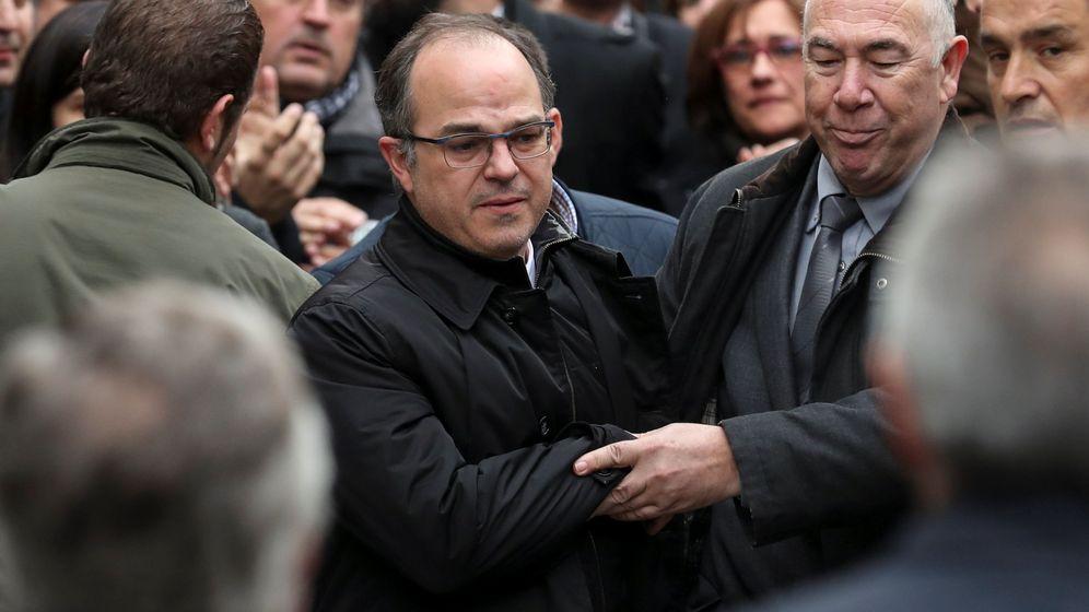 Foto: Fotografía de archivo de Jordi Turull. (Reuters)