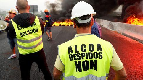 Díaz confirma que el Gobierno y la Xunta trabajan en la posibilidad de expropiar Alcoa