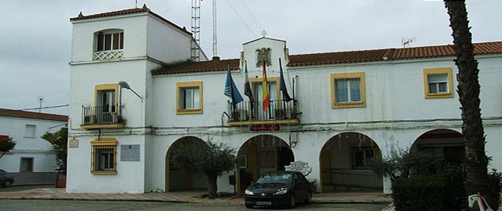 Casa Consistorial de Guadiana del Caudillo (Foto: Rubén Díaz Caviedes)