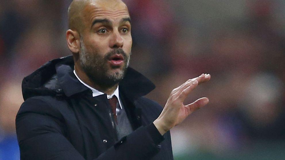 Enésimo lío de los médicos con Pep por las numerosas lesiones del Bayern