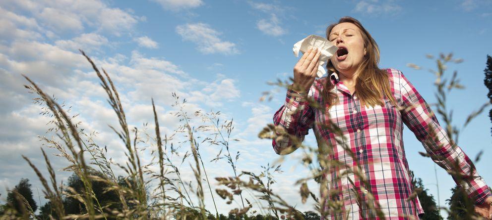 Foto: ¿Influye en nuestra alergia el lugar en el que vivimos? (Corbis)