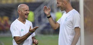 Post de La deslealtad a Zidane (no al Real Madrid) se lleva por delante a Antonio Pintus