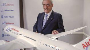 Hidalgo prohíbe repartir los periódicos con su imputación en sus aviones de Air Europa