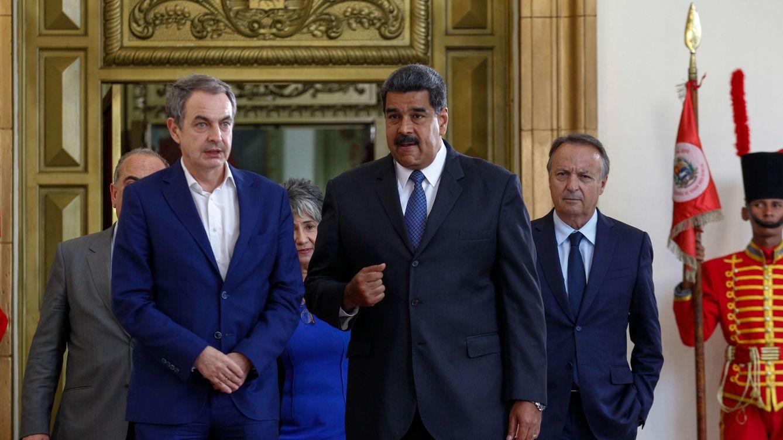 Zapatero tira la toalla como mediador entre el Gobierno de Maduro y la oposición