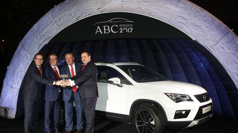 Seat Ateca, elegido Coche del Año de ABC