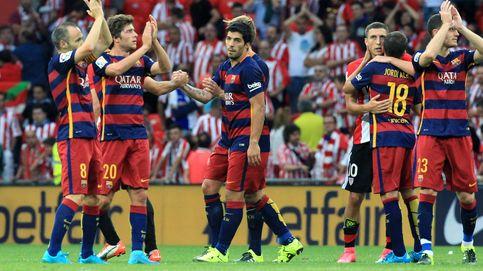 Un Barcelona a pelotazos, impreciso, sin control, pero con los tres puntos