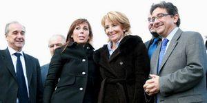 Solo 19 alumnos han pedido escolarizarse en el colegio catalán de Esperanza Aguirre