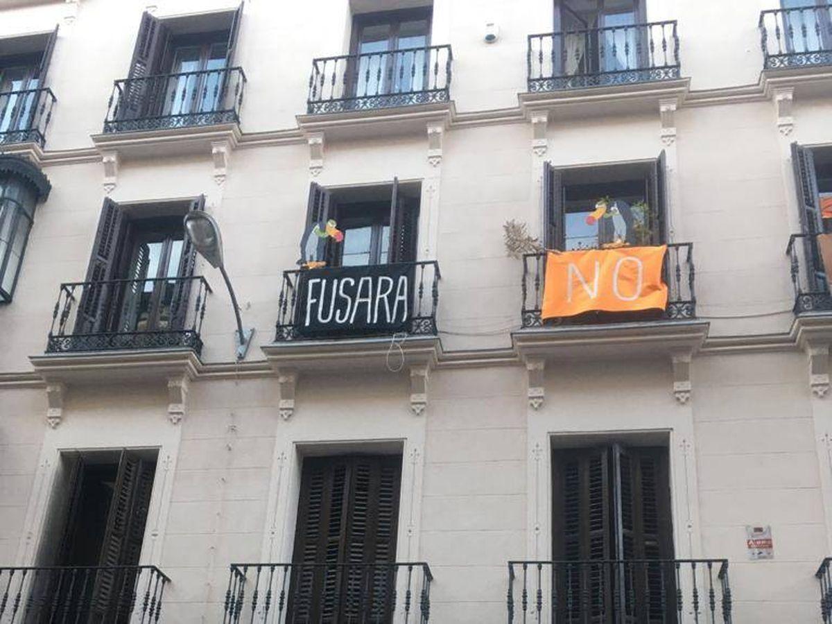 Foto: Pisos de Fundación Fusara en el barrio de Malasaña.