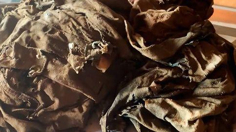 Encuentran varios pantalones Levi's de hace 100 años en una mina abandonada