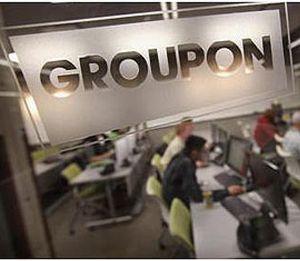 Groupon se desploma un 20% pese a reducir sus pérdidas un 80%