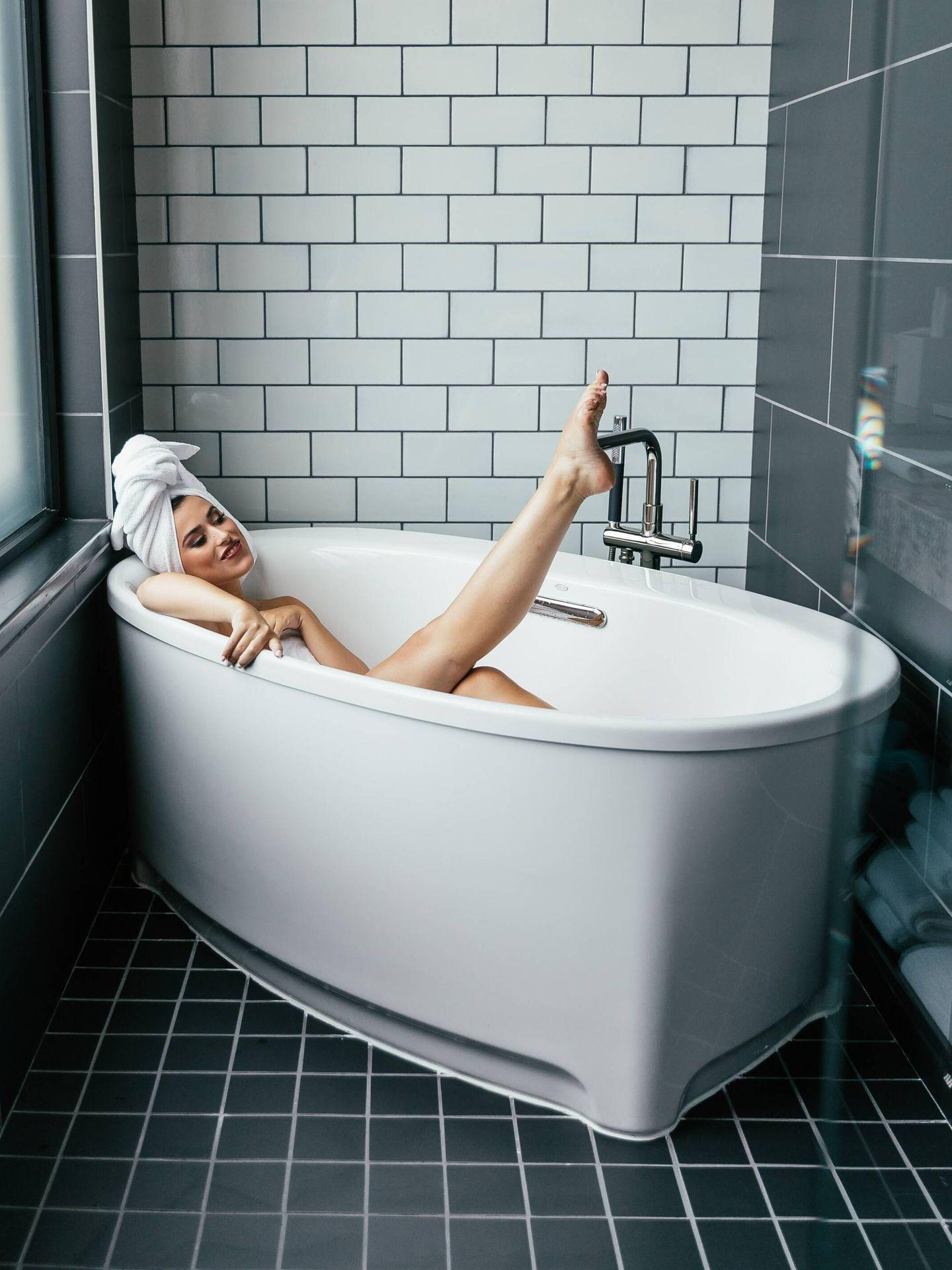 Ventajas e inconvenientes de tener bañera en el cuarto de baño. ( Spencer Davis para Unsplash)