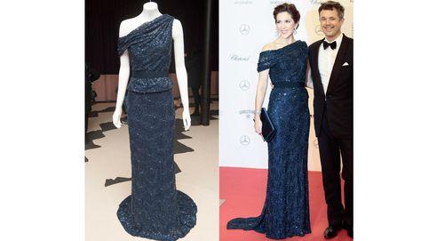 Los vestidos de la princesa Mary de Dinamarca, a exposición