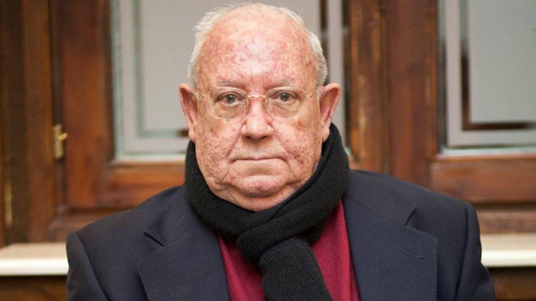 Ramón Moya dedicó más de 50 años al cine (Academia de Cine)