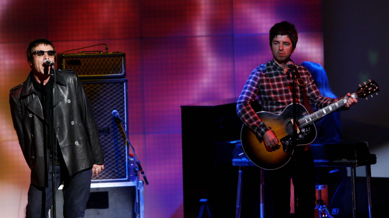 Oasis, en una imagen de 2008. (Getty)