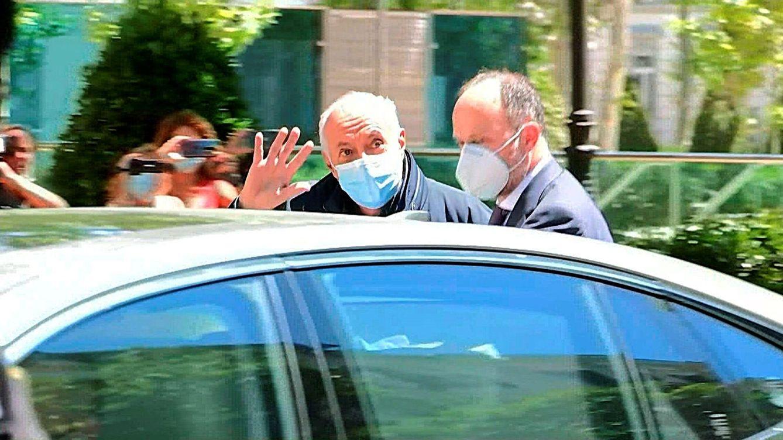 José Luis Moreno recurre la fianza de tres millones que evitaría su entrada en prisión