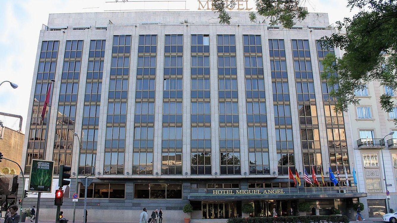 Roban cuatro obras de arte valoradas en 340.000€ de un céntrico hotel de Madrid