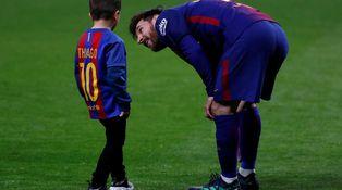 De la ausencia de la reina Letizia a la sonrisa silenciosa de Leo Messi