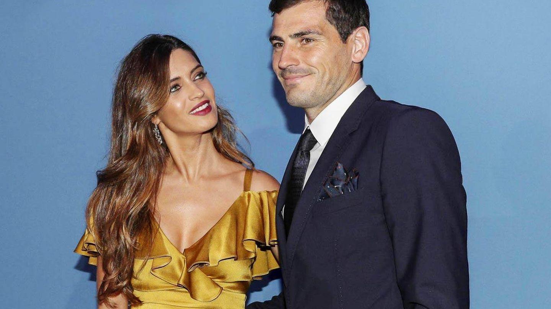 Sara Carbonero e Iker Casillas, en una imagen de archivo. (Getty)