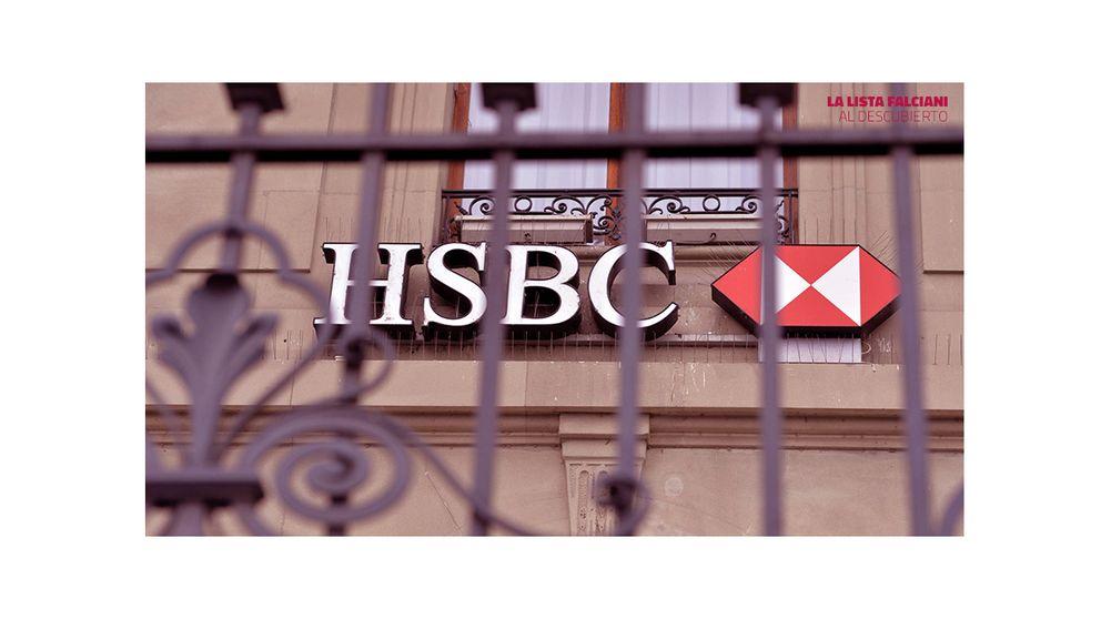 Ofensiva global contra el HSBC de Suiza