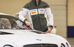 Andy Soucek ficha por Bentley como piloto oficial para 2015
