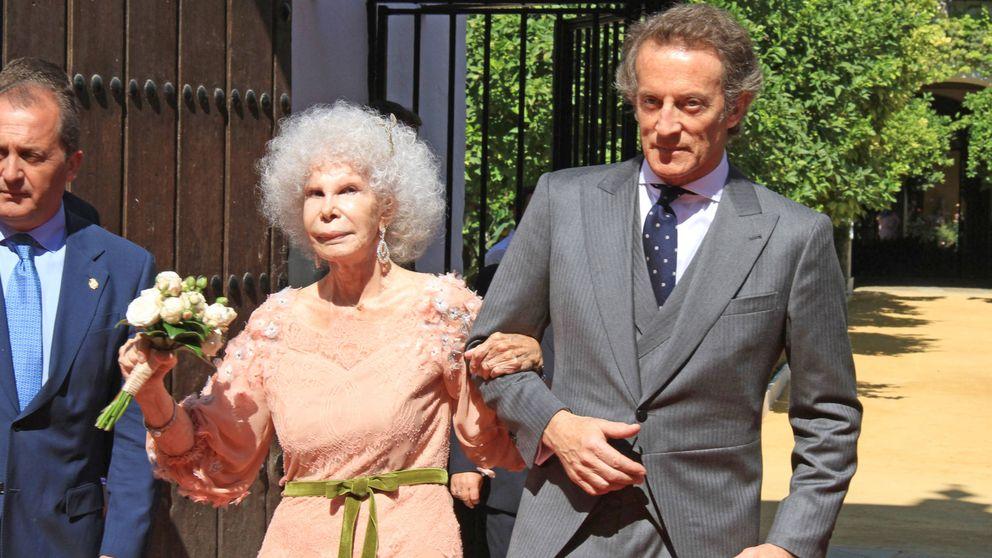 Alfonso Díez, apartado de los Alba cinco años después de su boda con Cayetana