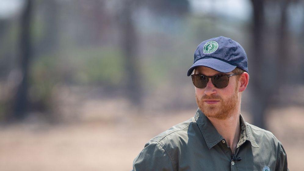Foto: El príncipe Harry en una imagen de archivo. (EFE)