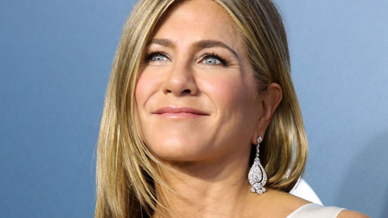 Jennifer Aniston, en los Screen Actors Guild Awards. (Reuters)