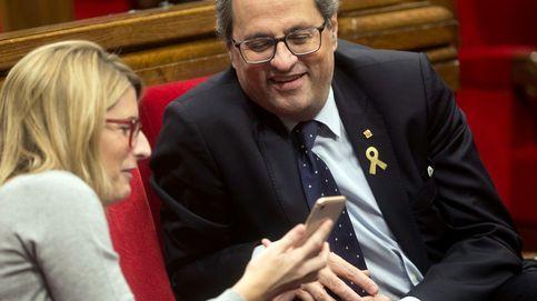 El Govern se desmarca de Sánchez y apoya el acuerdo del Brexit