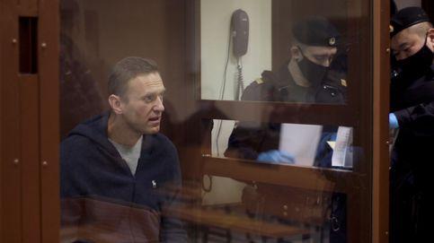 Rusia indemniza a Navalni por su arresto en 2012 en una protestas contra Putin