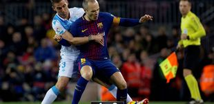 Post de Iniesta no está para perderse en el fútbol chino, sino para hacer jugar al Barcelona