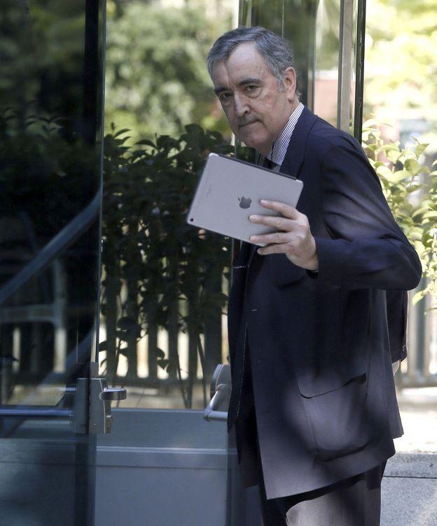 Foto: El expresidente de NovaGalicia, José María Castellano (Efe).