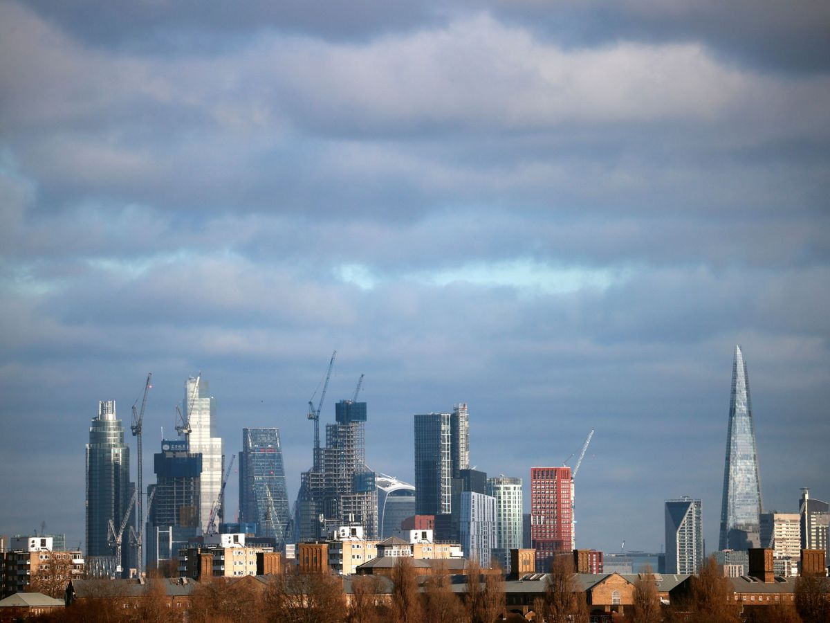 Foto: El 'skyline' de Londres. (Reuters)