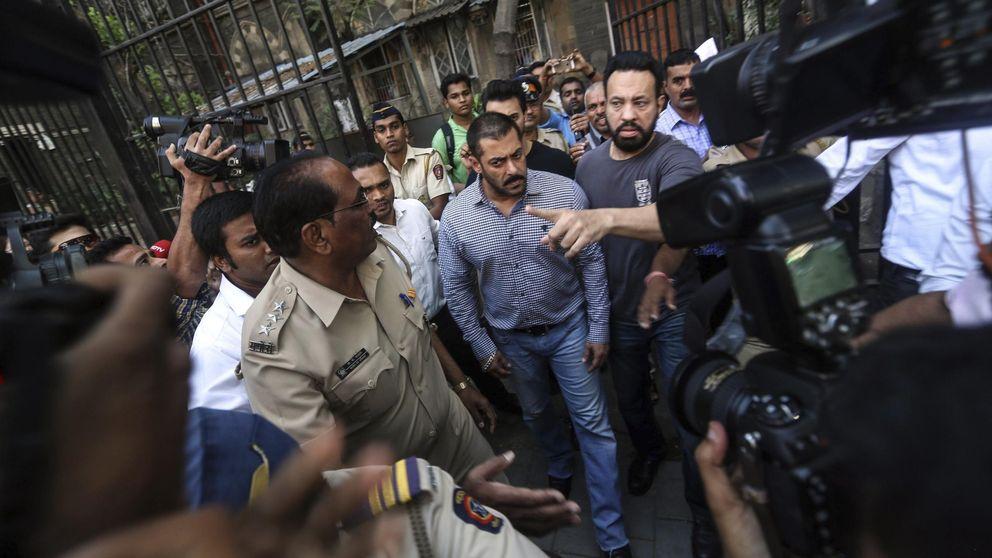 La justicia selectiva de la India: famosos en libertad, los demás a la cárcel