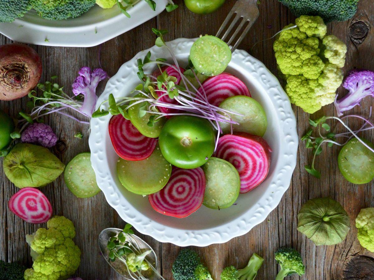 Foto: Alimentos para eliminar la papada. (Nadine Primeau para Unsplash)